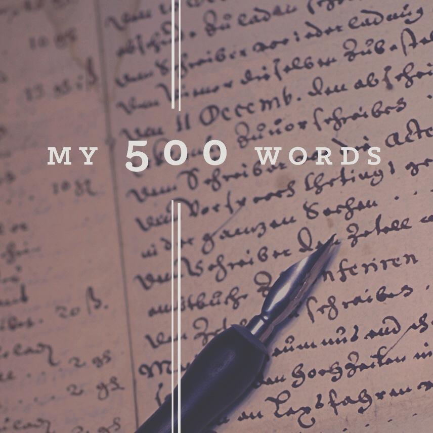 my500words